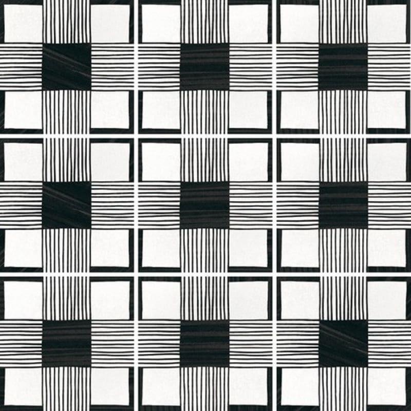 carrelage-imitation-ciment-20x20-cm-caprice-deco-cloth-noir-blanc