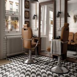 sol-coiffeur-carrelage-caprice-deco-tweed-20x20-noir-blanc-motif-effet-carreaux-de-ciment