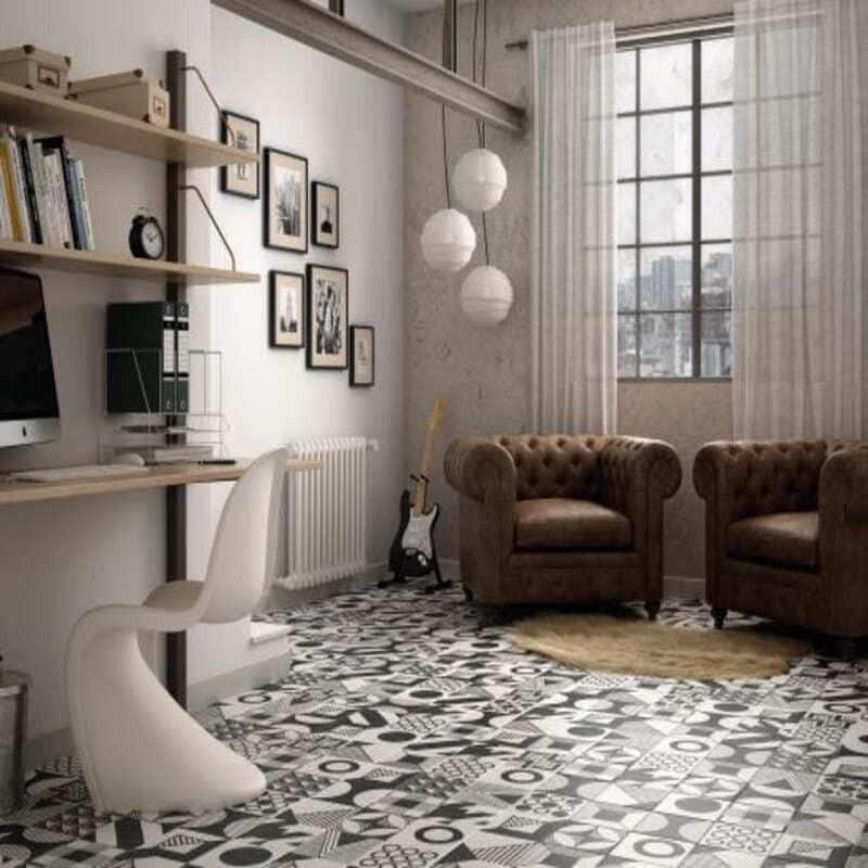 sejour-carrelage-imitation-carreaux-de-ciment-a-motif-noir-blanc-20x20-cm-patchwork