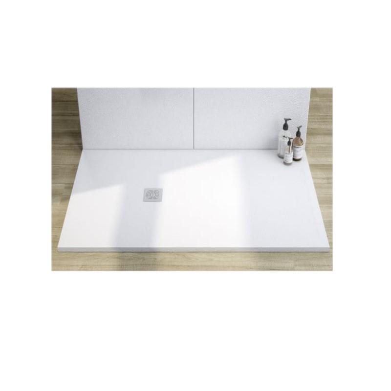 receveur-resine-Liso-90x120-pizarra-blanc-finition-ardoise