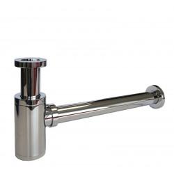 Siphon-lavabo-vasque-chrome