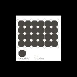 carrelage-mosaique-octogone-10x10-noir-avec-cabochon-blanc