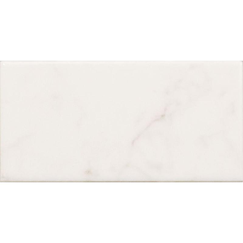 carreau-imitation marbre-blanc-brillant-carrara-wall-evolution-75x150-gloss