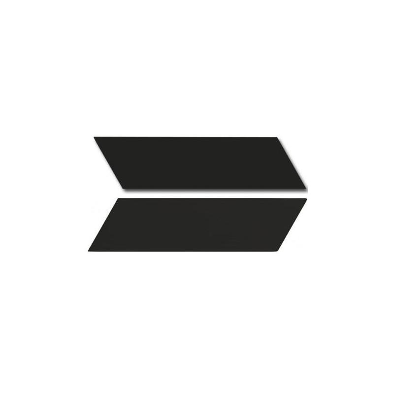 equipe_chevron_wall_black_matt_right_left_186x52-cm