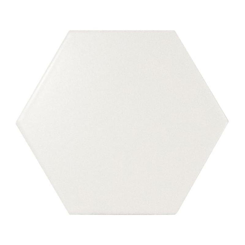 carrelage-sol-hexagonal-blanc-mat-116x101-mm-Scale-white