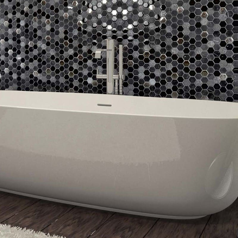 salle-de-bains-mosaique-hexagono-negro-pierre-verre