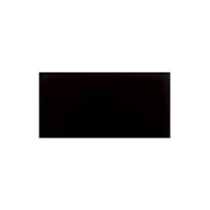 faience-style-carreaux-metro-plat-evolution-noir-brillant-75x150-mm