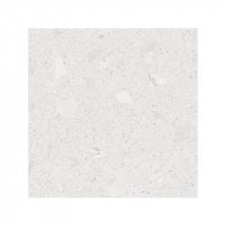 Carreau-793x793-effet terrazzo-blanc-brillant-Miscela-nacar
