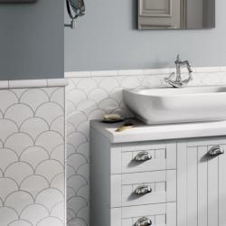 salle-de-bains-faience-ecaille-de-poisson-goutte-d-eau-Scale-Fan-106x120-blanc-mat