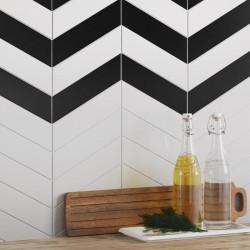 mur-cuisine-carrelage-chevron-wall-186x52-mm-blanc-et-noir