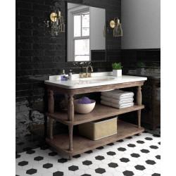 mur-salle-de-bains-faience-cottage-noir-75x300-mm-bossele-brillant