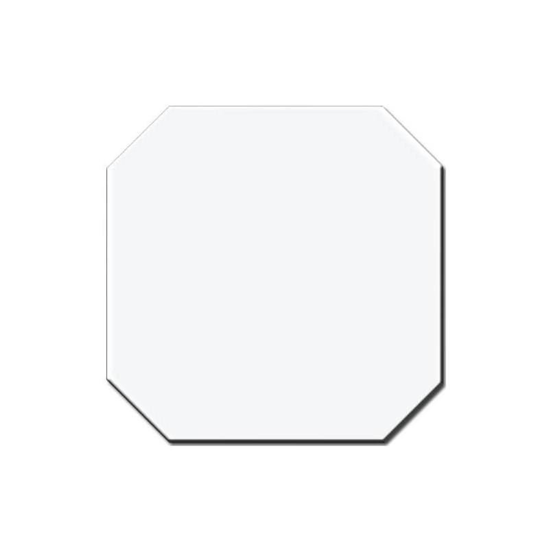 carreau-20x20-octogone-blanc-avec-coin-coupe