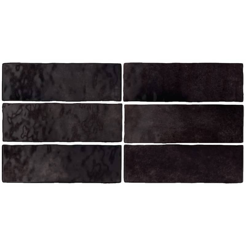 carreau-imitation-zeliige-noir-brillant-artisan-graphite-65x200-mm
