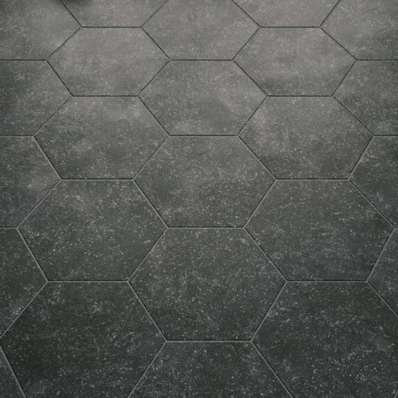 carrelage-hexagonal-noir-forme-tomette-coralstone-black-292x254-effet-pierre-noire