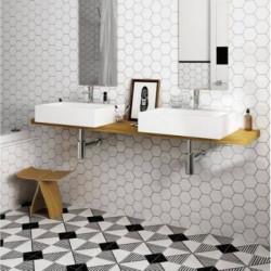 carrelage-mural-scale-white-matt-124x107-hexagonal-blanc-sur-murs-de-salle-de-bains