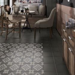 sol-carrelage-art-nouveau-padua-black-et-art-nouveau-charcoal-20x20-style-carreau-ciment
