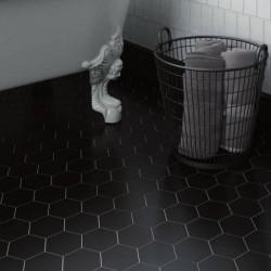 sol-salle-de-bain-carrelage-sol-hexagonal-blanc-noir-116x101-mm-Scale-white
