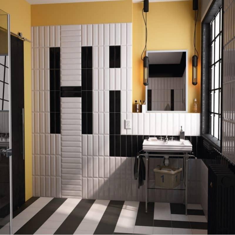 carreau-metro-blanc-noir-sur-murs-salle-d-eau-75x150