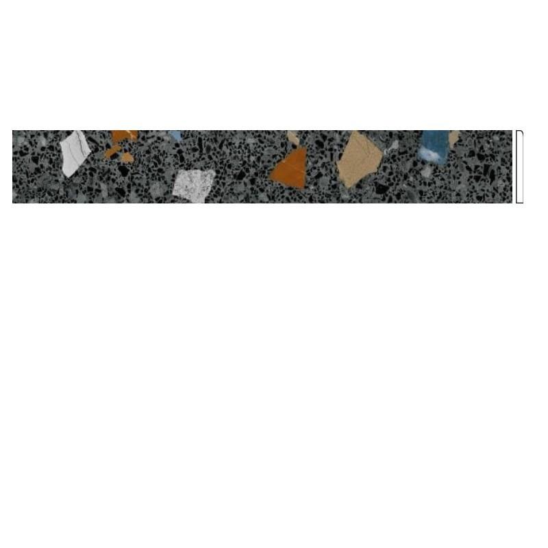 Plinthe-94x600-Stracciatella-grafito-aspect-terrazzo-noir