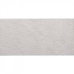 Carreau effet ardoise blanche 49.1x98.2 Filita white natural
