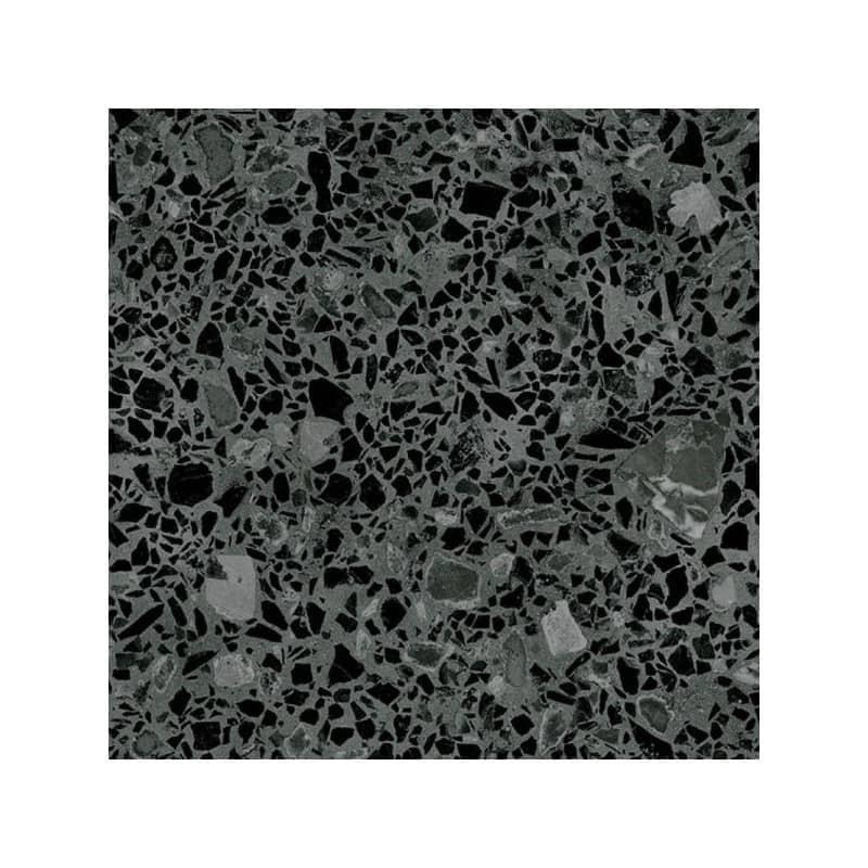 carrelage-imitation-terrazzo-granito-noir 20x20-battuto-grafito