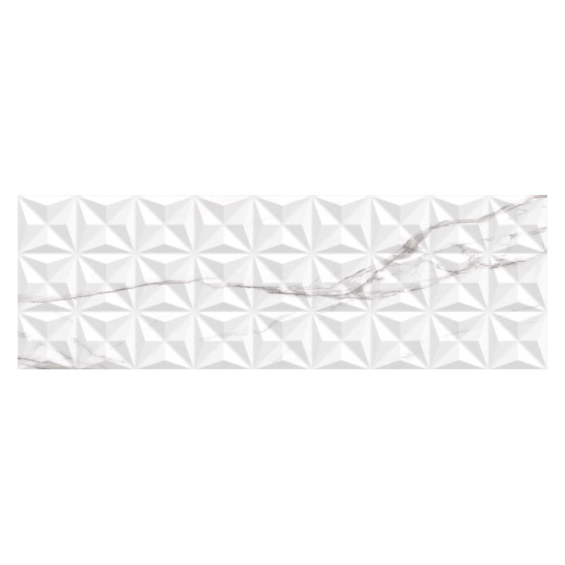 carrelage-3D-relief-marbre-blanc-tarvos-33x100-blanco