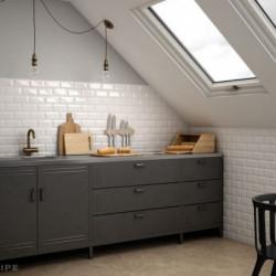 crédence-cuisine-en-carreaux-métro-blanc-brillant