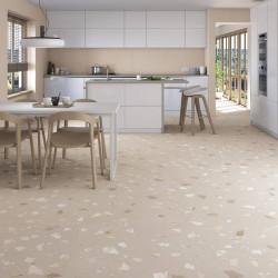 sol-cuisine-contemporain-carrelage--imitation-terrazzo-80x80-ribe-r-beige
