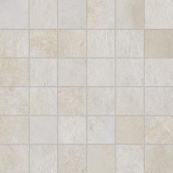 mosaique-5x5-entropia-bianco-sur-trame-de-30x30
