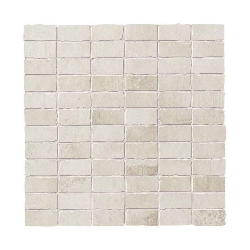 mosaique-aspect-beton-muretto-entropia-bianco-25x50-mm