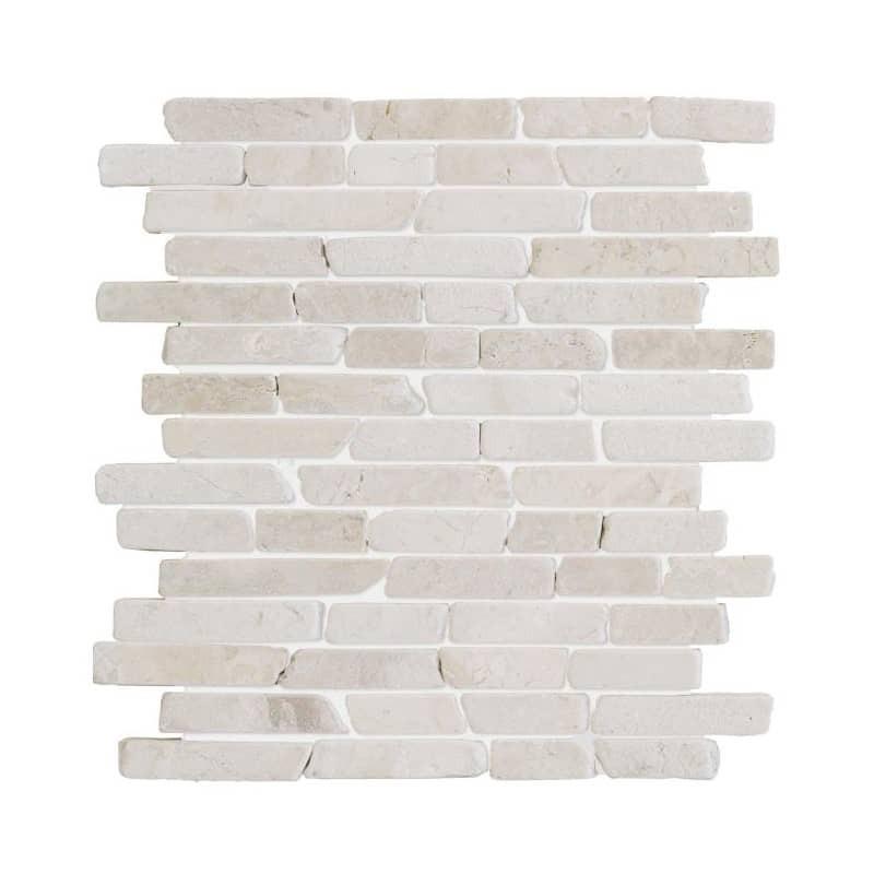 parement-petite-pierre-rectangulaire-couleur-blanc-casse-assemble-sur trame-nusa-blanco-trame-30x30
