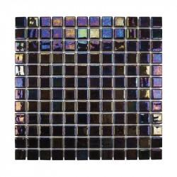 emaux-de-verre-irise-noir-reflet-nacre-ACQUARIS-VERBENA-25x25-mm 1
