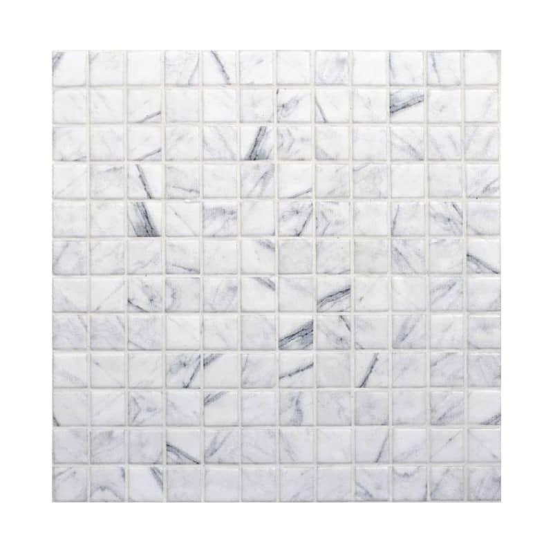 emaux-de-verre-25x25-imitation-marbre-blanc