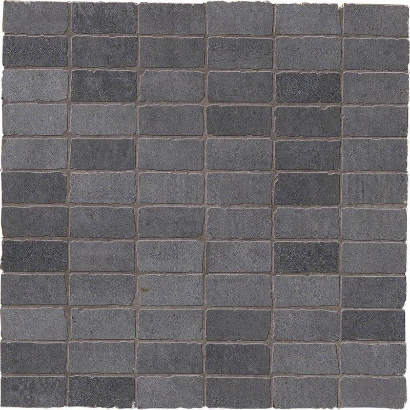 mosaique-sur-trame-en-barette-ou-muretto-de-25x50-mm-gris-anthracicte-entropia