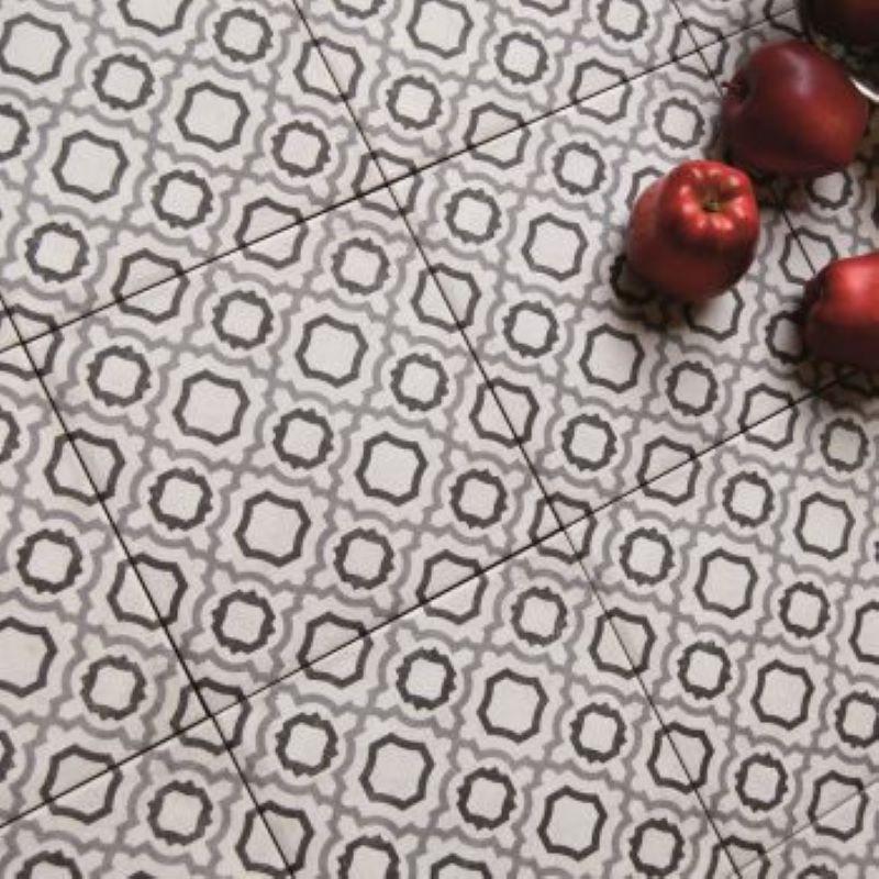 carreau-imitation-ciment-22.3x22.3-au-sol-d-une-cuisine-couleur-brun-et-creme-Retro-deco-2