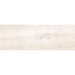 Carrelage pour terrasse aspect parquet blanchi Greenwich blanco