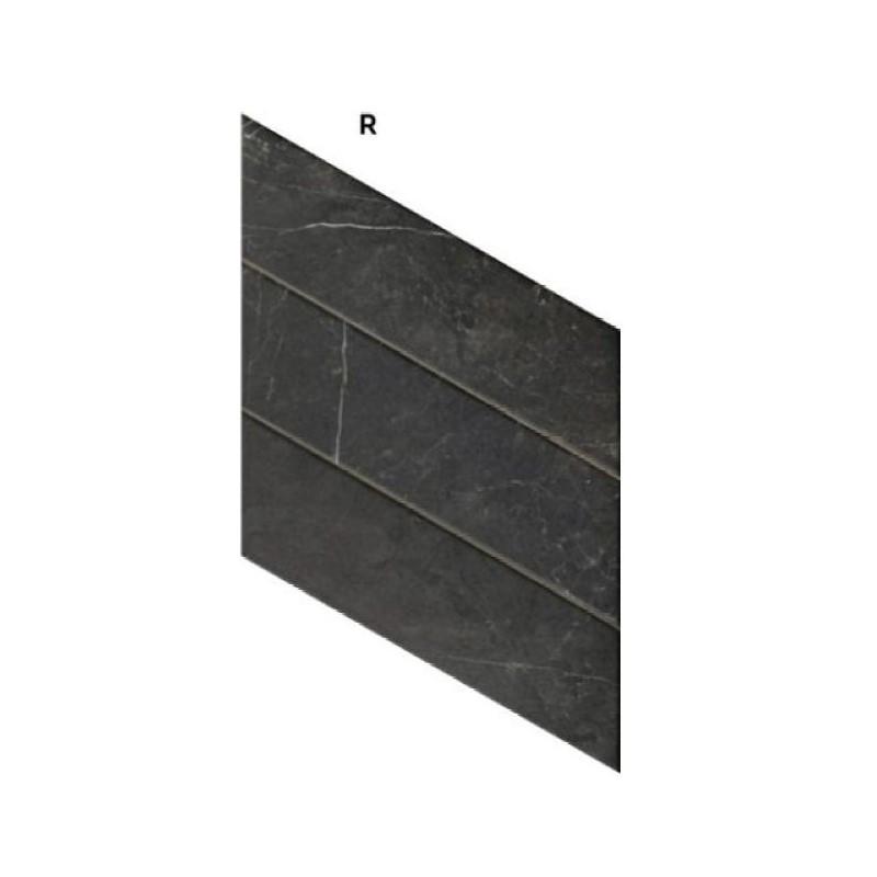 carreau-imitation-marbre-noir-70x40-diamond-marquina-chevron-version-droite