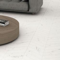carrelage-marbre-blanc-calacatta-70x40-diamond-chevron-sol-sejour-contemporain