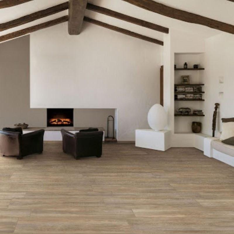 carrelage-imitation-parquet-miel-Carinzia-miele-20x120-et-30x120-alternes-sol-sejour-contemporain