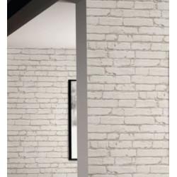 carrelage-aspect-briquette-blanche-31x56-Urban-white
