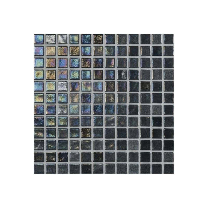 mosaique-de-piscine-emaux-de-verre-25x25-iridis-91-noir-nacre
