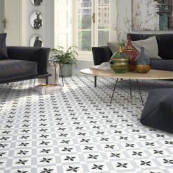 sejour-vintage-sol-carrelage-imitation-carreau-de-ciment-motif-etoile-20x20-cm