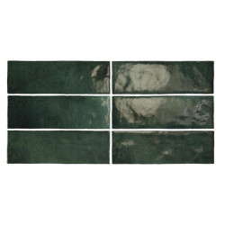 carrelage-esprit-zellige-vert-mousse-6.5x20-Artisan-mos-green