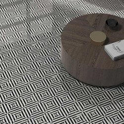 carrelage-aspect-marbre-deco-north-white-gloss-49,1x98,2-decor-geometrique-noir-et-blanc