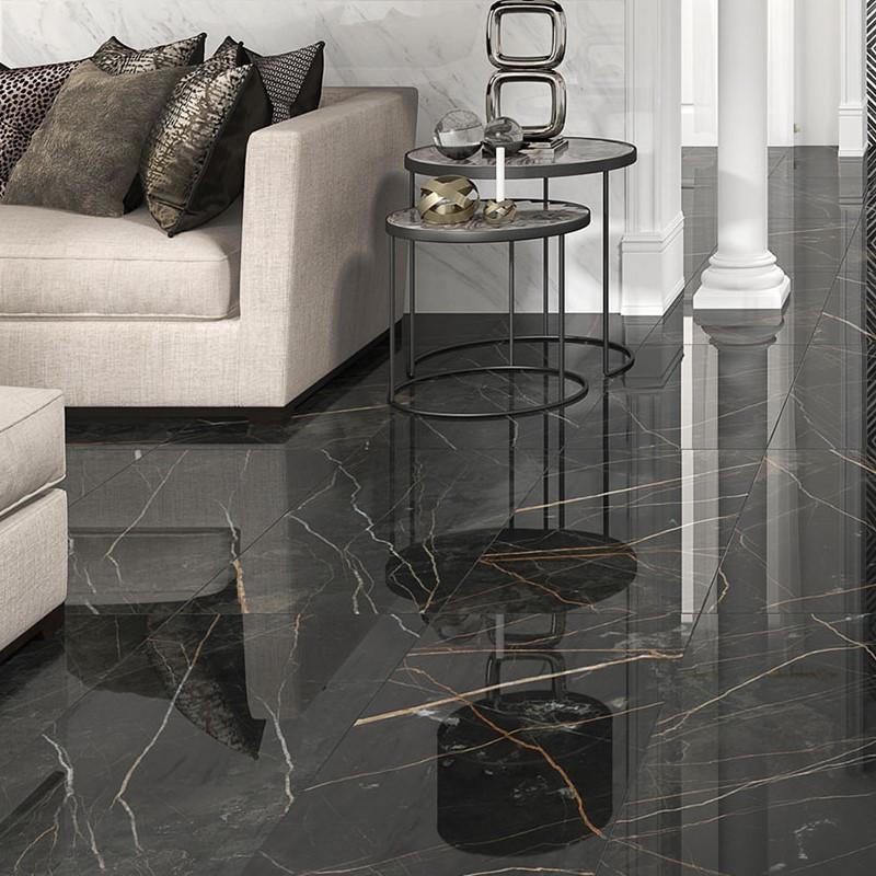 carrelage-interieur-effet-marbre-noir-nuit-gloss-49,1x98,2