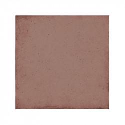 Carreaux de ciment imitation 20x20 Art nouveau burgundy