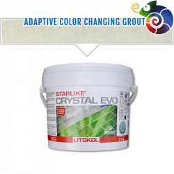 Colle et joint epoxy Starlike Evo C.700 Crystal 5 kg