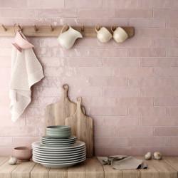 credence-cuisine-carrelage-zellige-tribeca-tea-rose-6x24-cm