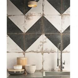 credence-cuisine-carreau-de-ciment-imitation-motif-triangle-noir-et-blanc-antique-diagonal-33x33-cm (1)