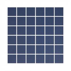 carrelage-5x5-Neon-bleu-fonce-mat-en-gres-cerame-pleine-masse-sur-trame-de-30x30-pour-sol-et-murs
